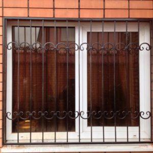 Съемные сварные решетки на окна